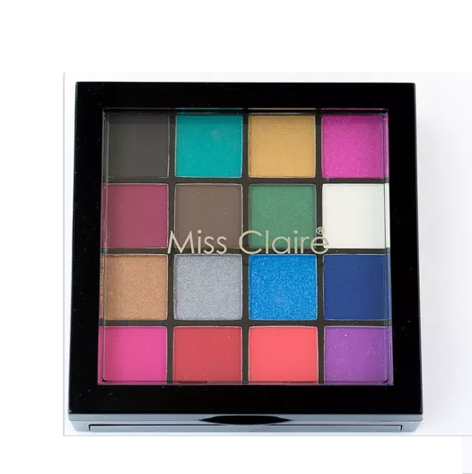 Miss Claire Make Up Palette kit