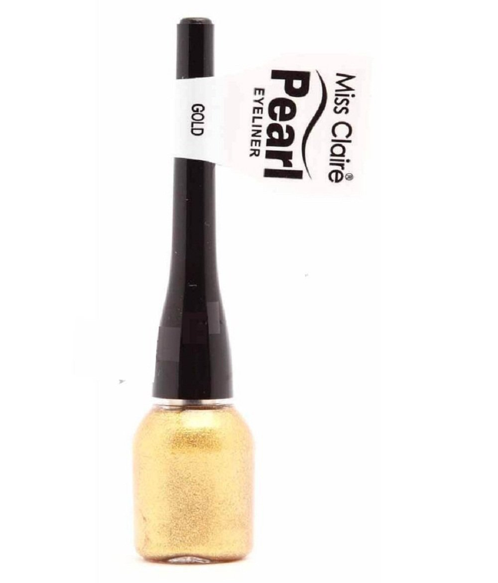 Miss Claire Pearl Eyeliner (Gold)