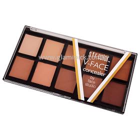 SFR Color V Face Concealer Pallet 02