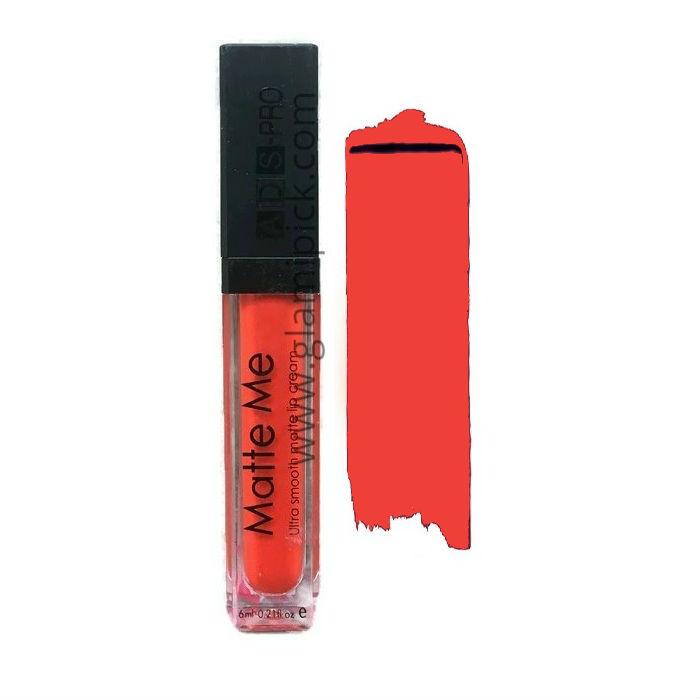 ADS Matte Me lipstick - Orange