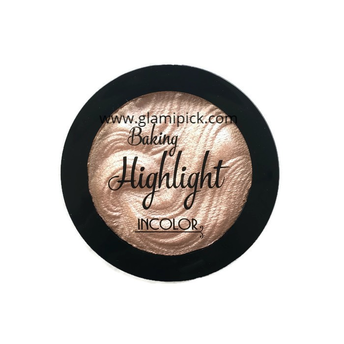Incolor Highlighter - Rose Gold