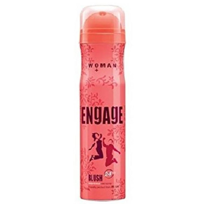 Engage Woman Bodylicious Deo Spray - Blush