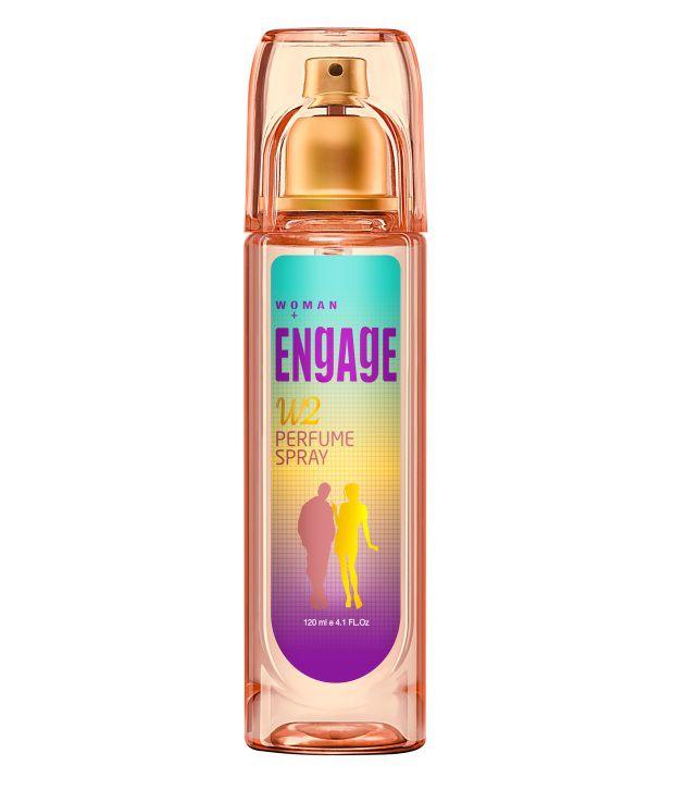 Engage W 2 Perfume Spray