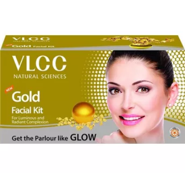 VLCC New Gold Facial Kit