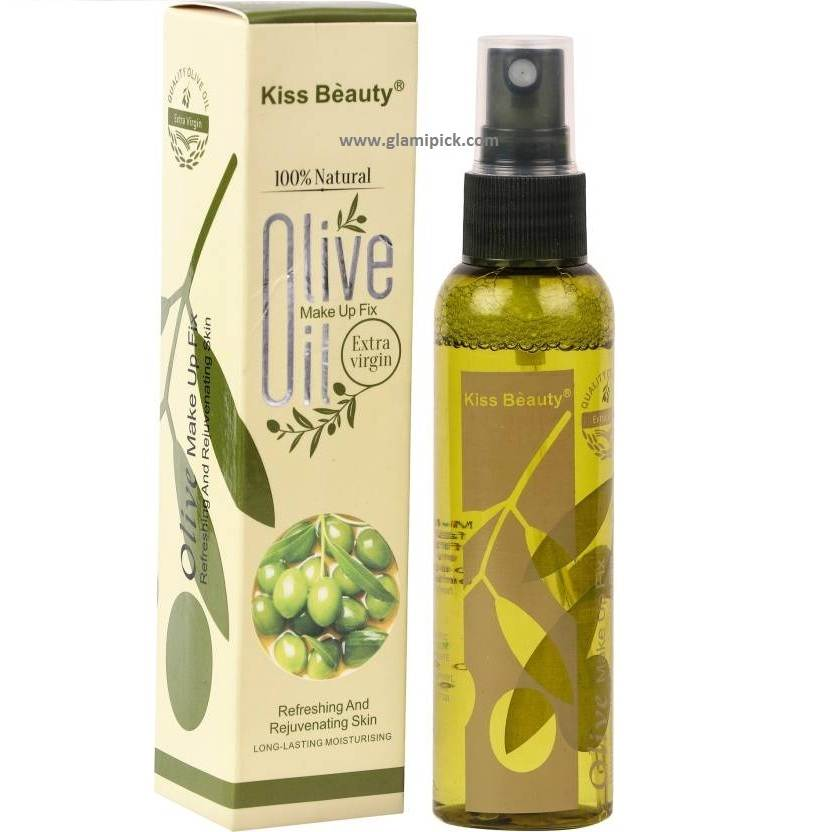 Kiss Beauty Olive Makeup Fixer