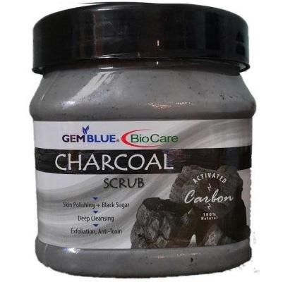 BioCare Charcoal Scrub
