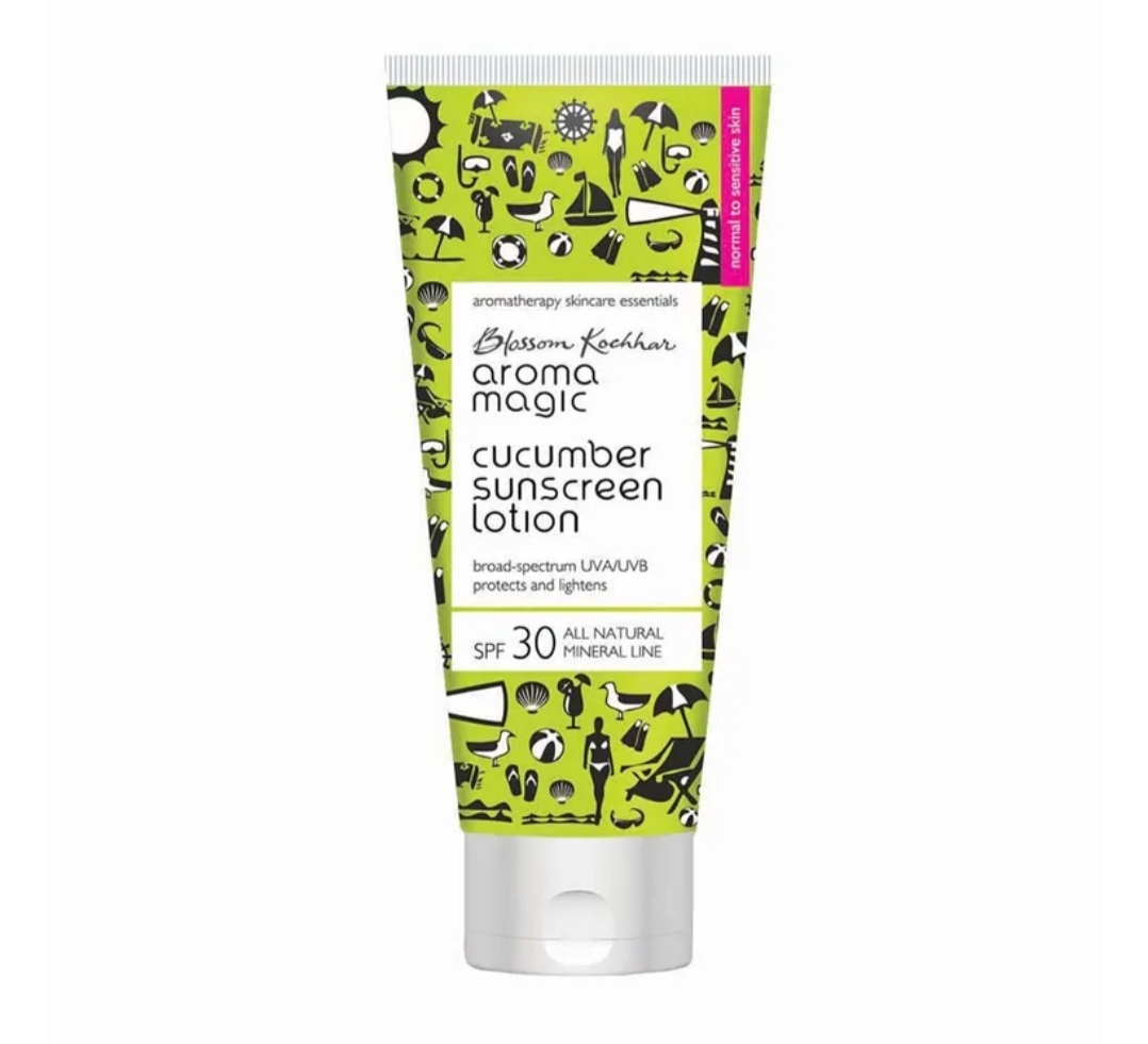 Aroma Magic Cucumber Sunscreen Lotion