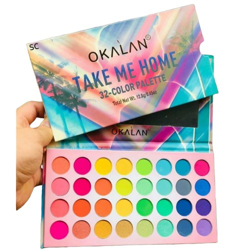 Take Me Home Eyeshadow Pallet