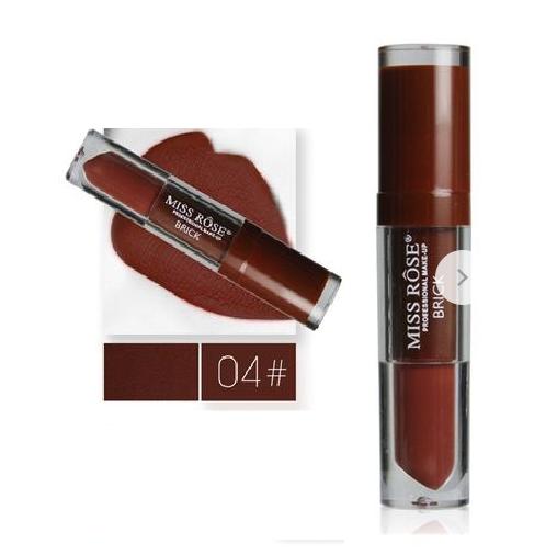 Miss Rose Liquid Lipstick - Brick