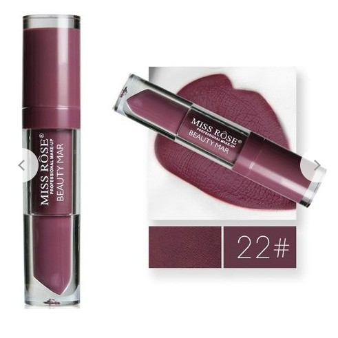 Miss Rose Liquid Lipstick - Beauty Mar