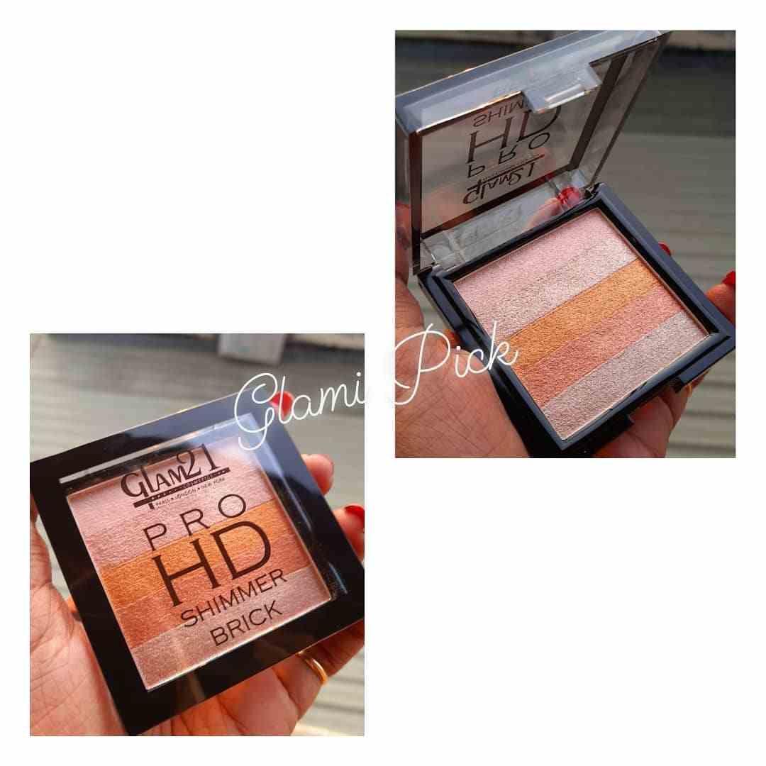 Glam21 PRO HD Shimmer Brick B