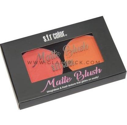 SFR Matte Blush - 01