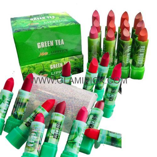 ADS Green Tea Lipstick