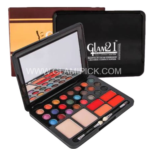 Glam 21 24 color Eyeshadow