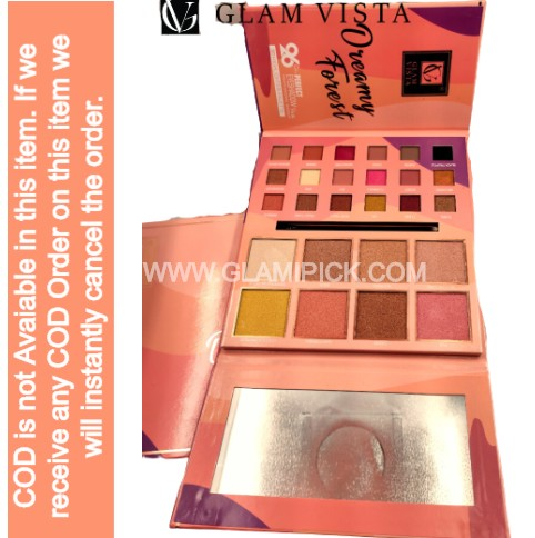 Glam Vista Oveamy forest Eyeshadow Pallet