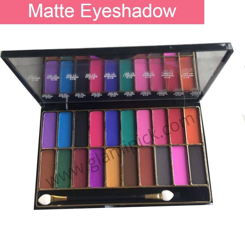 Miss Rose matte 20 colors eyeshadow - 02