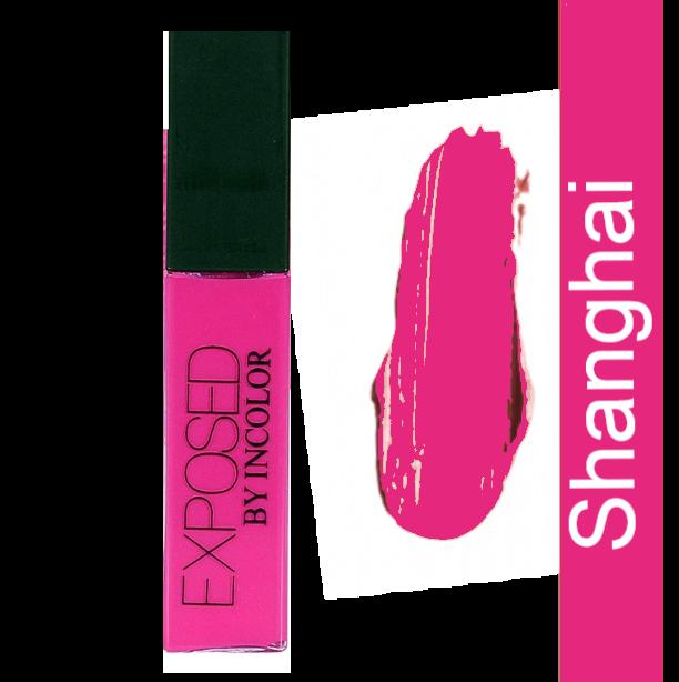Incolor Exposed Soft Matte Lip Cream- Shanghai