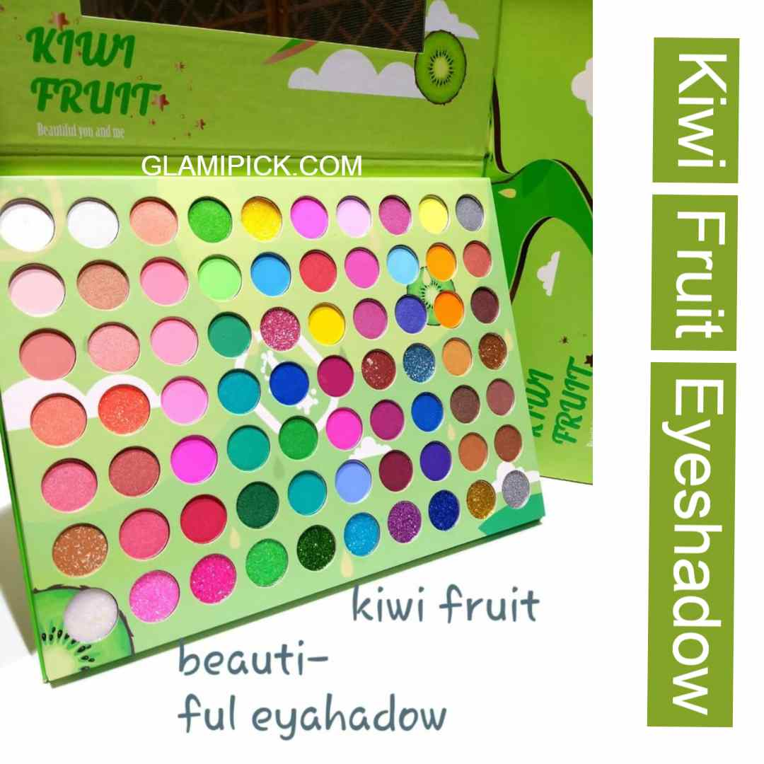 Kiwi Fruit Eyeshadow Pallet