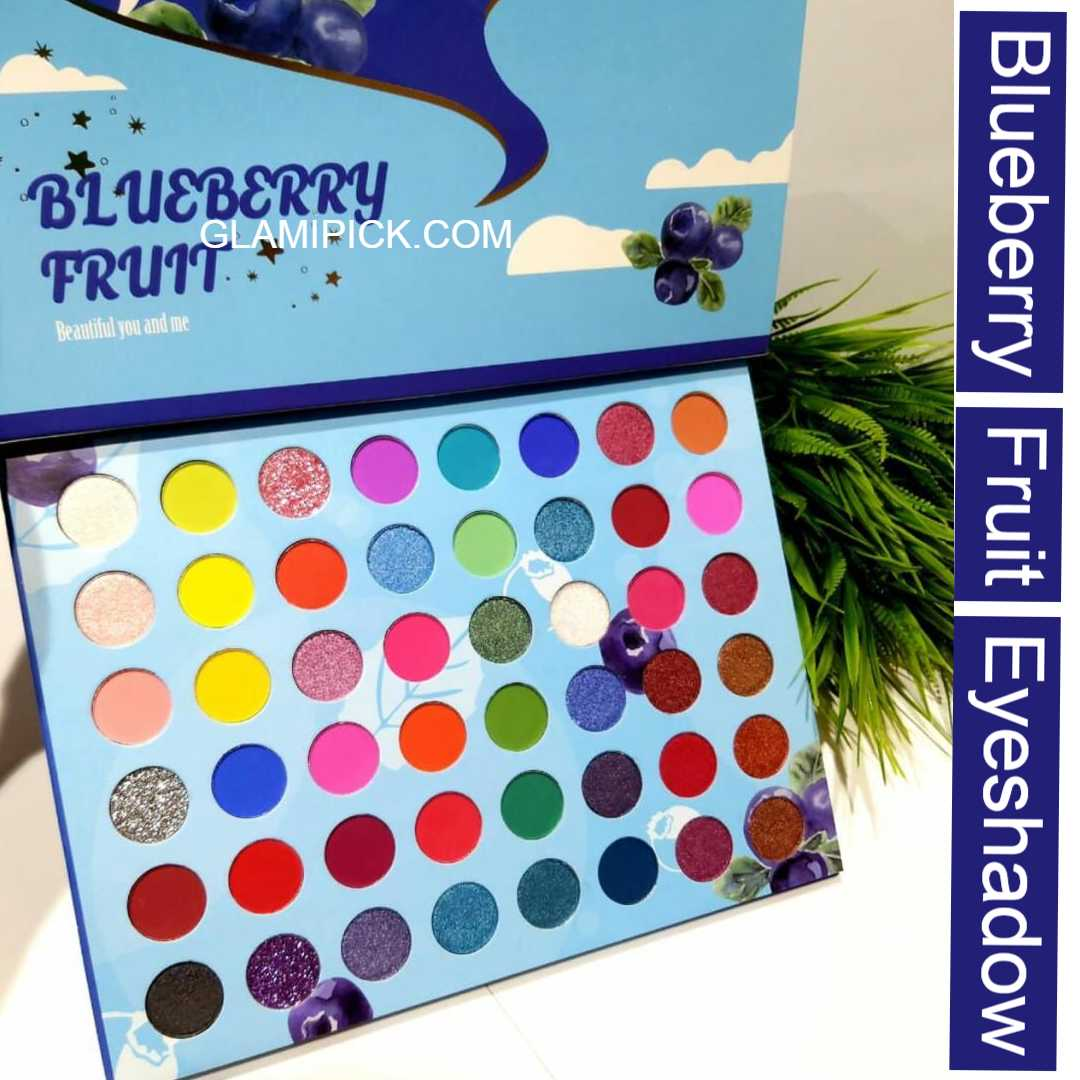 Blueberry Fruit Eyeshadow Pallet