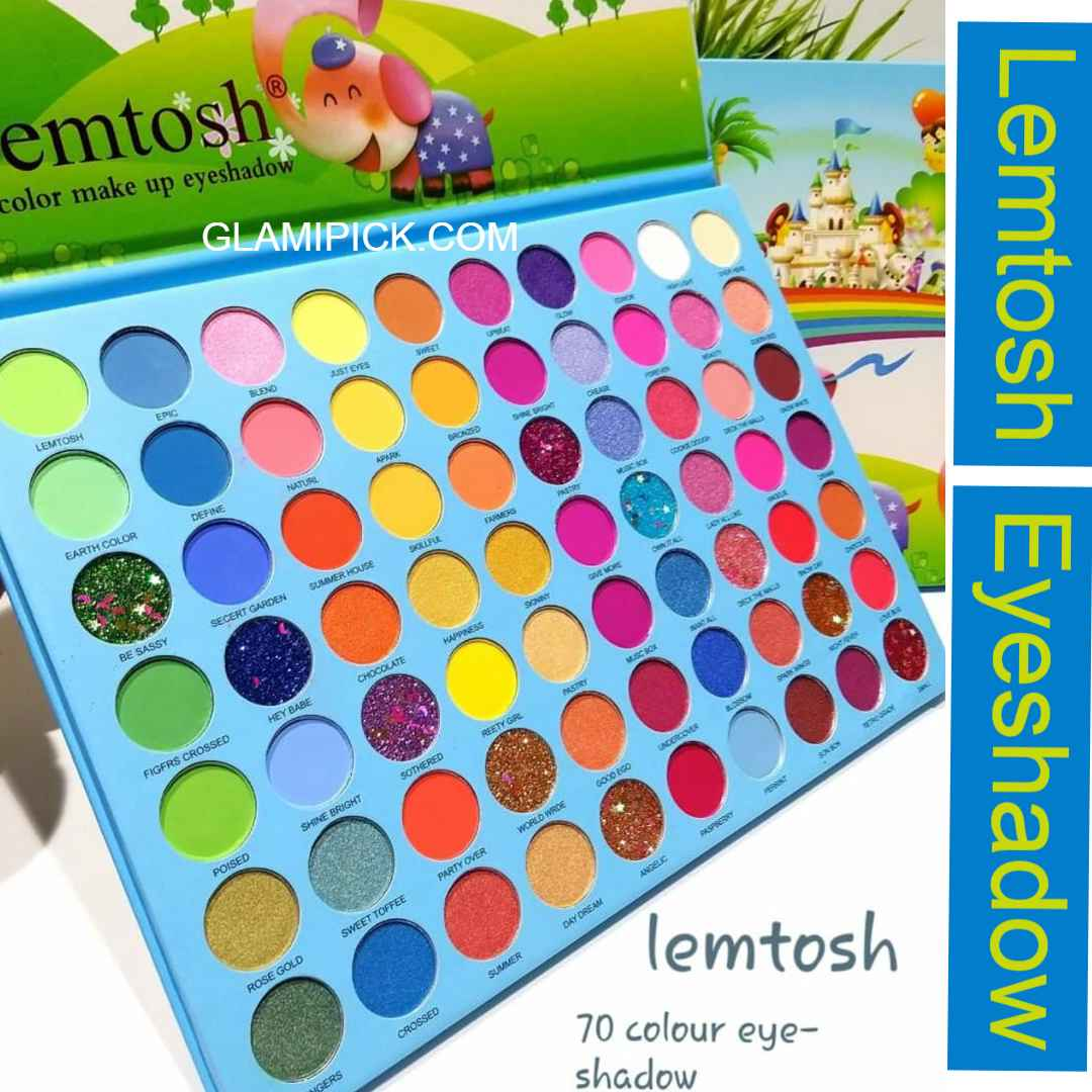 Lemtosh Eyeshadow Pallet