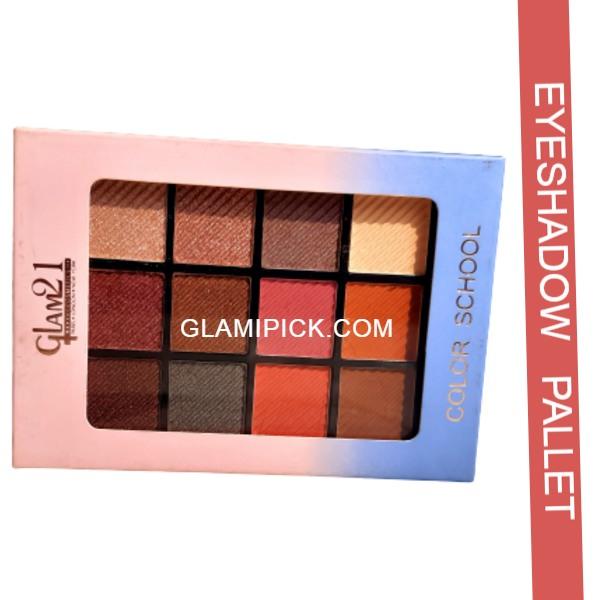 Glam 21 Colour School Eye shadow - 3