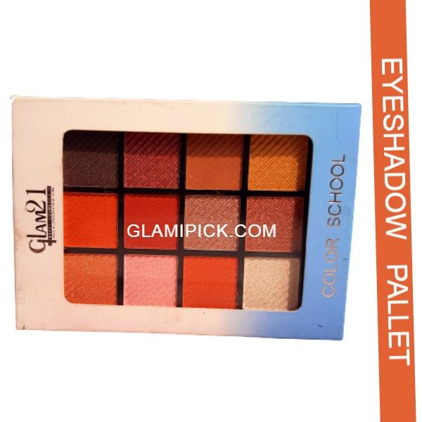 Glam 21 Colour School Eye shadow - 2