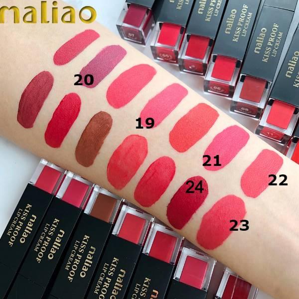 Maliao Kiss Proof Lip Cream