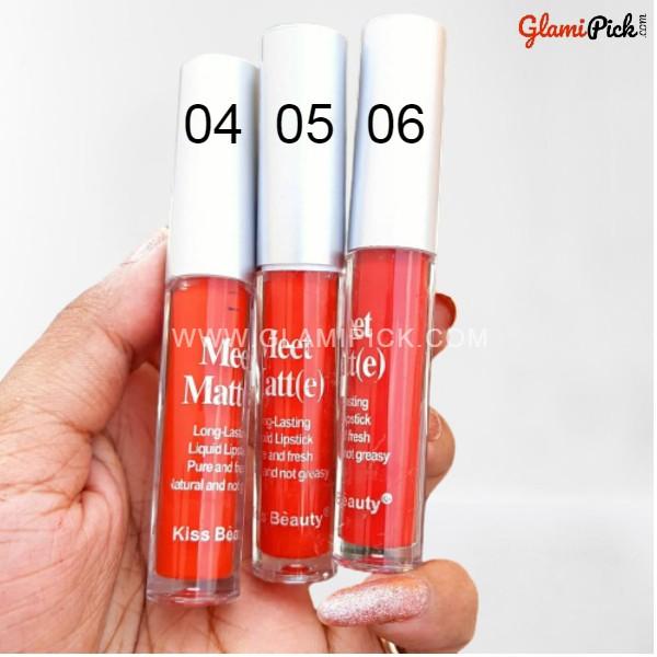 Kiss Beauty Meet Lipstick