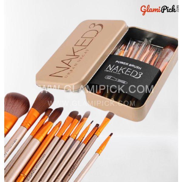 3edkan Makeup Brush Set