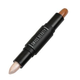 Swiss Beauty VShape highlighter & contour Stick