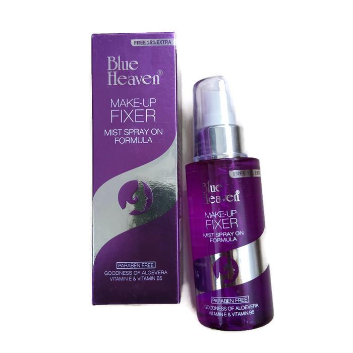 Blue Heaven Makeup Fixer