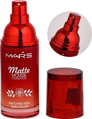 Mars Matte Mousse Foundation Beige