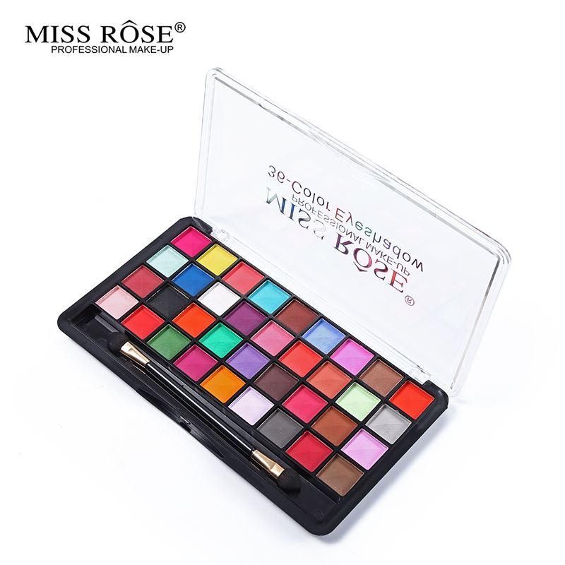 Miss Rose 36 colors matte Eyeshadow