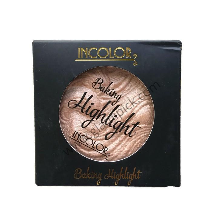 Incolor Highlighter - Rose Gold