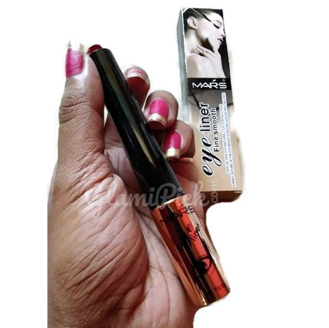 Mars Liquid eyeliner with a felt tip