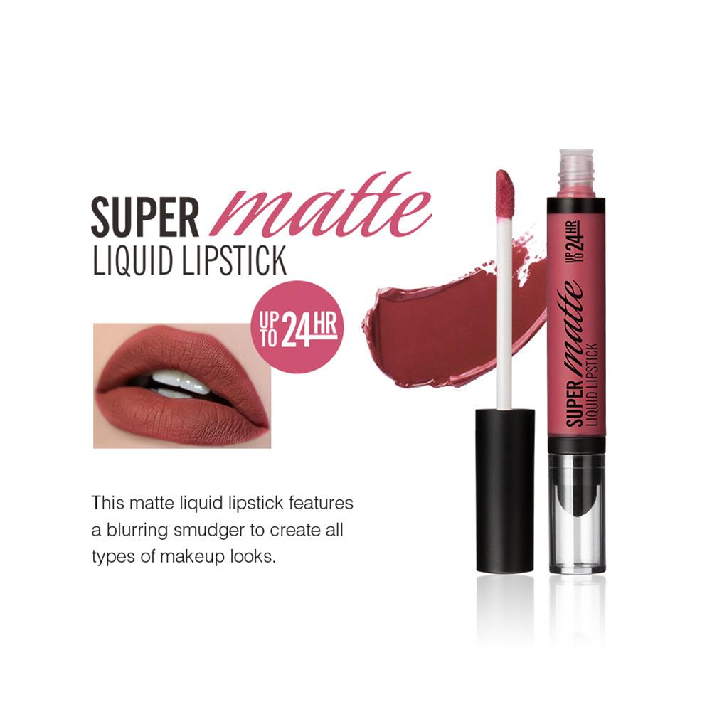 Me Now super matte liquied Lipstick - Rose Blossom